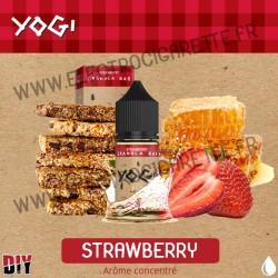 Strawberry - Yogi - 30ml - Arôme concentré DiY