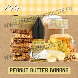 Peanut Butter Banana - Yogi - 30ml - Arôme concentré DiY