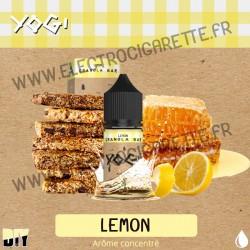 Lemon - Yogi - 30ml - Arôme concentré DiY