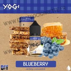 Blueberry - Yogi - 30ml - Arôme concentré DiY
