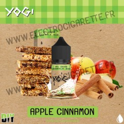 Apple Cinnamon - Yogi - 30ml - Arôme concentré DiY