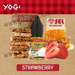 Strawberry - Nic Slat - Yogi - 10ml - Sel de nicotine