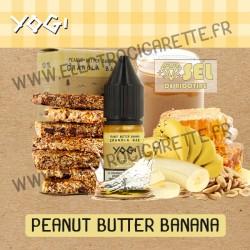 Peanut Butter Banana - Nic Salt - Yogi - 10ml - Sel de nicotine