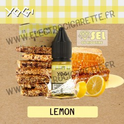 Lemon - Nic Salt - Yogi - 10ml - Sel de nicotine