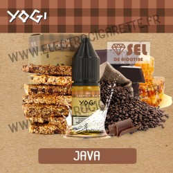 Java - Nic Salt - Yogi - 10ml - Sel de nicotine