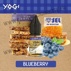 Blueberry - Nic Salt - Yogi - 10ml - Sel de nicotine