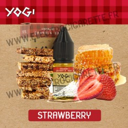 Strawberry - Yogi - 10ml