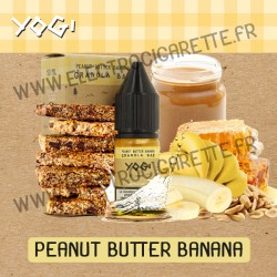 Peanut Butter Banana - Yogi - 10ml