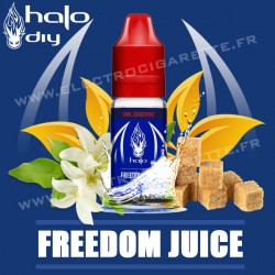 Halo Freedom Juice - Arôme Concentré - 10ml