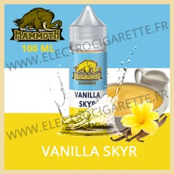 Vanilla Skyr - Mammoth - ZHC 100 ml
