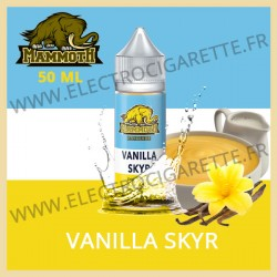 Vanilla Skyr - Mammoth - ZHC 50 ml