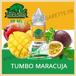 Tumbo Maracuja - Mammoth - ZHC 50 ml