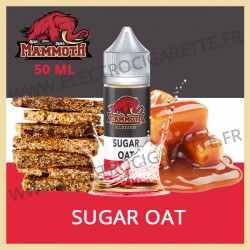 Sugar Oat - Mammoth - ZHC 50 ml