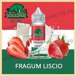 Fragum Liscio - Mammoth - ZHC 50 ml