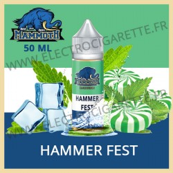 Hammer Fest - Mammoth - ZHC 50 ml