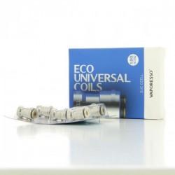 Pack de 5 résistances EUC CCell 1ohm - Vaporesso