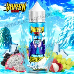 Frozen Breezer - Saiyen Vapors - ZHC 50 ml