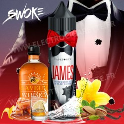 James - Vape Party - Swoke - ZHC 50 ml