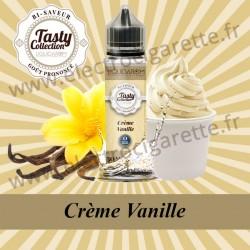 Crème Vanille - Tasty - LiquidArom - ZHC 50 ml
