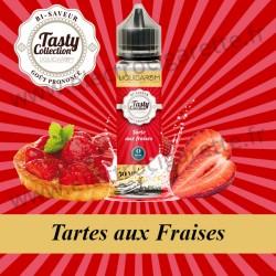 Tarte aux Fraises - Tasty - LiquidArom - ZHC 50 ml