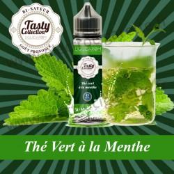 Thé Vert à la Menthe - Tasty - LiquidArom - ZHC 50 ml