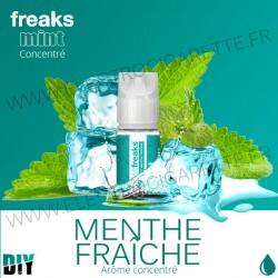 Menthe Fraîche - Freaks - 30 ml - Arôme concentré DiY