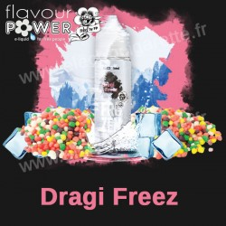Dragi Freez - Rebel Frozen - Flavour Power - ZHC 50ml