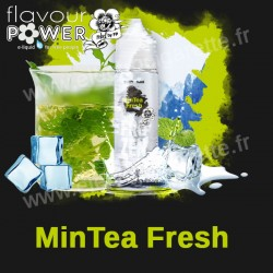 MinTea Fresh - Rebel Frozen - Flavour Power - ZHC 50ml