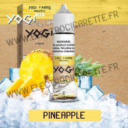 Pineapple On Ice - Yogi Farms - ZHC 50ml