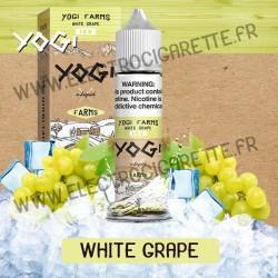 White Grape On Ice - Yogi Farms - ZHC 50ml