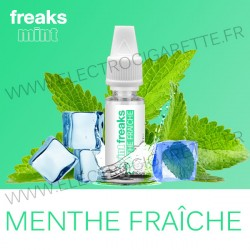 Menthe Fraîche - Freaks - 10 ml