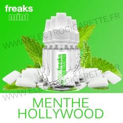 Pack de 5 x Menthe Hollywood - Freaks - 10 ml