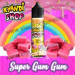 Super Gum Gum - Kyandi Shop - ZHC 50 ml