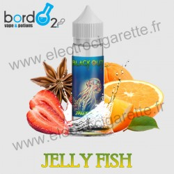 Jelly Fish - Black Out - Bordo2 - ZHC 50 ml