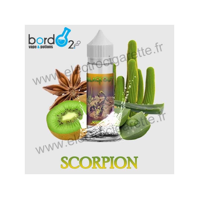Scorpion - Black Out - Bordo2 - ZHC 50 ml