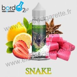 Snake - Black Out - Bordo2 - ZHC 50 ml