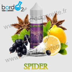Spider - Black Out - Bordo2 - ZHC 50 ml