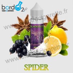 Spider - Black Out - Bordo2 - ZHC 50 ml