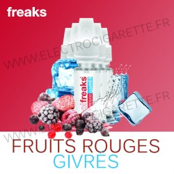 Pack de 5 x Fruits Rouges Givré - Freaks - 10 ml