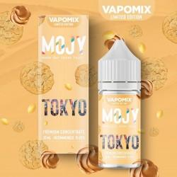 Tokyo - Mojy - Vapomix - 30 ml - Arôme concentré DiY Édition Limitée
