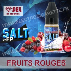 Fruits Rouges - Salt - 50/50 - Flavour Power - Sel de nicotine