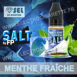 Menthe Fraîche - Salt - 50/50 - Flavour Power - Sel de nicotine