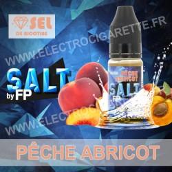 Pêche Abricot - Salt - 50/50 - Flavour Power - Sel de nicotine