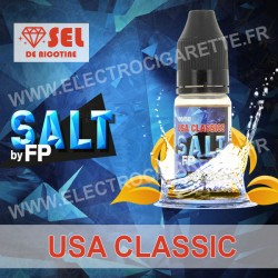 USA Classic - Salt - 50/50 - Flavour Power - Sel de nicotine