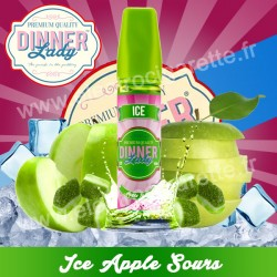Apple Sours - Ice - Dinner Lady - ZHC 50 ml