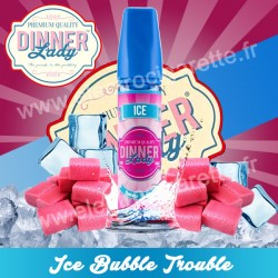 Bubble Trouble - Ice - Dinner Lady - ZHC 50 ml