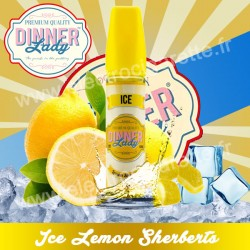 Lemon Sherbets - Ice - Dinner Lady - ZHC 50 ml