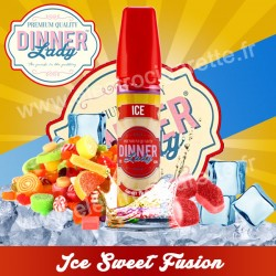 Sweet Fusion - Ice - Dinner Lady - ZHC 50 ml