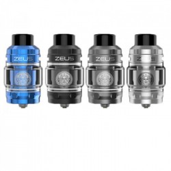 Zeus Sub-Ohm 5ml - GeekVape - Couleurs