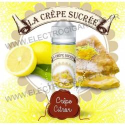 Crêpe Citron - ZHC 50 ml - La Crêpe Sucrée